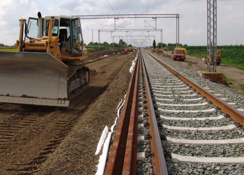 Geogriglie e geocompositi Tenax per il rinforzo di base di strade e ferrovie