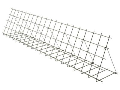 Casseri metallici di guida e supporto per terre rinforzate Sistema Tenax Rivel
