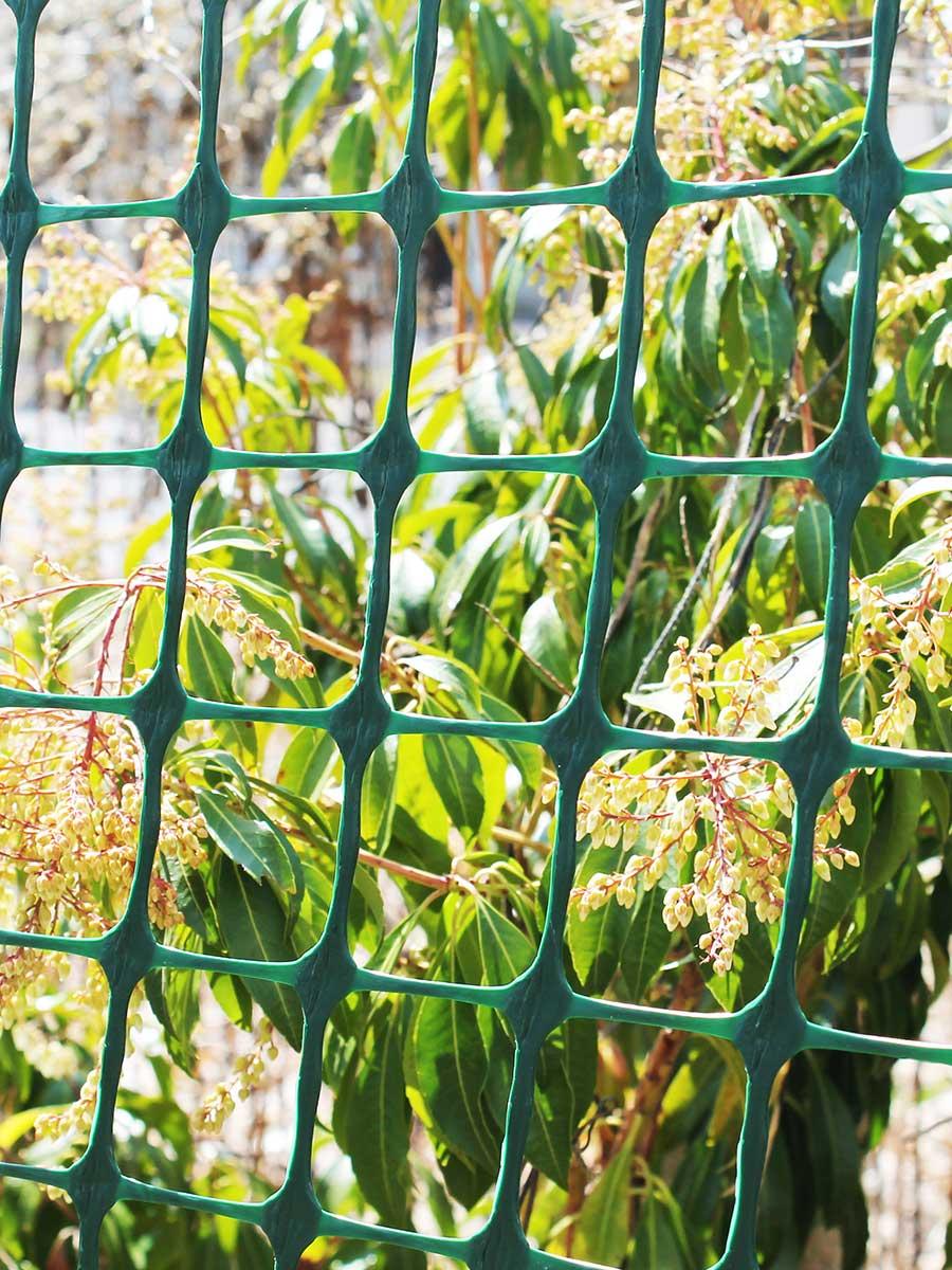 plastic fence for garden