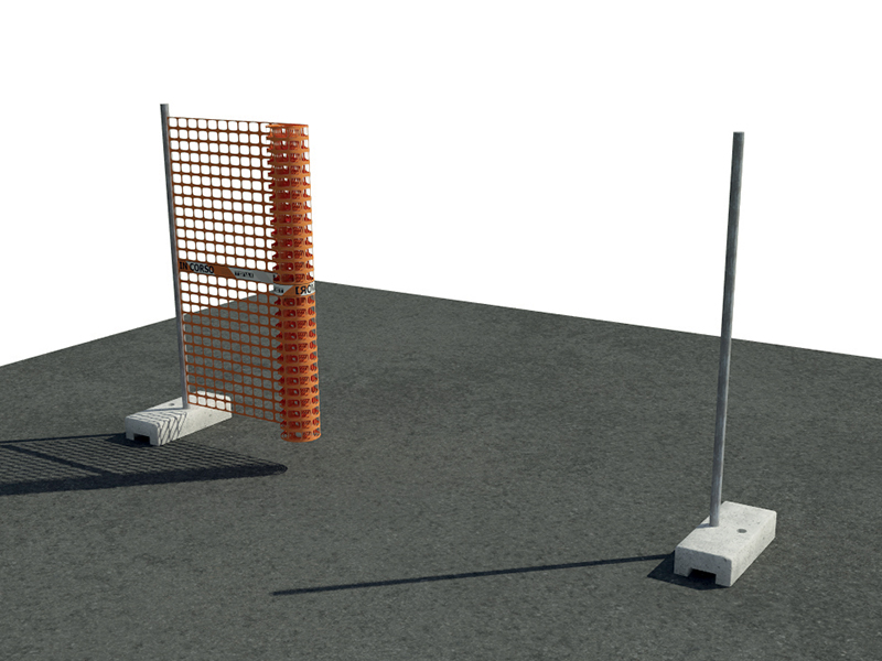 Beacon Plus Safety Fence And Warning Barriers Tenax