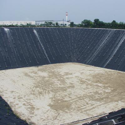 Drenaggio pareti e vasca con geocompositi drenanti Tenax